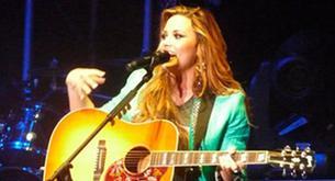 Fotos y vídeos de Demi Lovato en su concierto de Perú