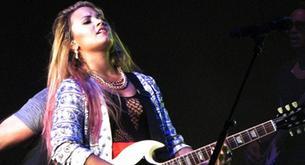 Demi Lovato mueve masas en su concierto en New Jersey