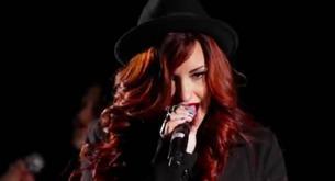 VÍDEO: Demi Lovato dio un concierto secreto para el canal VEVO de YouTube