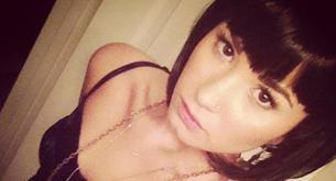 Demi Lovato estrena peluca y nos lo enseña