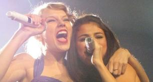 "Vídeo: Selena Gómez y Taylor Swift cantan a dúo ""Who Says"""