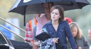 "Fotos de Emma Watson en el rodaje de ""The Bling Ring"""