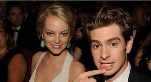 Emma Stone y Andrew Garfield: pareja perfecta en los Tony Awards 2012
