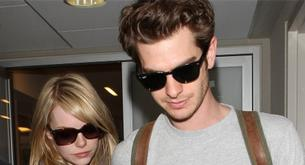 Emma Stone y Andrew Garfield no son sólo novios en 'Amazing Spiderman'