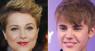 Evan Rachel Wood también es fanática de Justin Bieber
