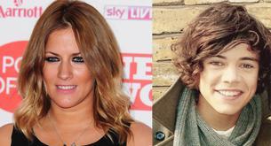 Los padres de Harry Styles conocen a Caroline Flack