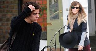 Harry Styles podría haber pasado la noche con Caroline Flack