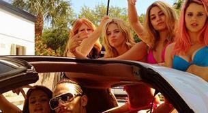 Fotos de Selena Gómez y Vanessa Hudgens en bikini con el actor James Franco