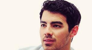 Joe Jonas en la promoción de ropa 'Bench'
