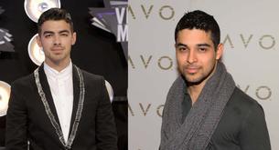 Joe Jonas estuvo en la fiesta de cumpleaños de Wilmer Valderrama