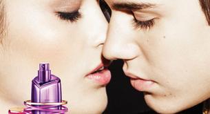 Imagen promocional del nuevo perfume de Justin Bieber