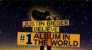 Spot promocional del disco 'Believe' de Justin Bieber en iTunes