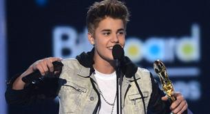 Justin Bieber gana el premio Artista Social en los Billboard 2012