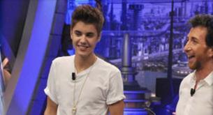 Las mejores fotos de la visita de Justin Bieber a El Hormiguero