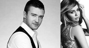 "Miley Cyrus y Justin Timberlake juntos en ""Dirty Dancing"""