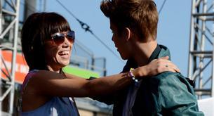 Justin Bieber canta con Carly Rae Jepsen en el Wango Tango