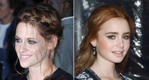 Lily Collins y Taylor Lautner rompieron por Kristen Stewart