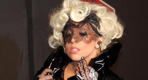 Lady Gaga en el show de Jimmy Kimmel