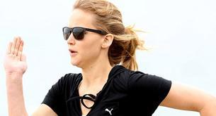 Jennifer Lawrence corre más que en 'Los juegos del hambre'