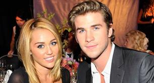 Miley Cyrus y Liam Hemsworth en los Premios 'Australians In Film'