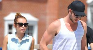 Miley Cyrus y Liam Hemsworth adoptan a otro perrito
