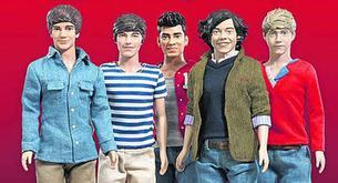 Los chicos de One Direction ya tienen sus propios muñecos