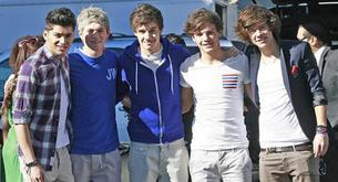 FOTOS: Los One Direction ya están en EEUU para la gira con Big Time Rush
