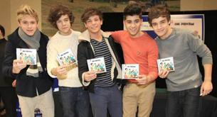 "Los One Direction hacen historia en el número 1 de Billboard con ""Up All Night"""