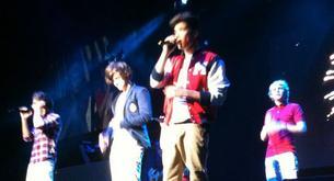 Imágenes del primer concierto de la gira de One Direction por EEUU (2)