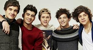 One Direction en una nueva sesión de fotos