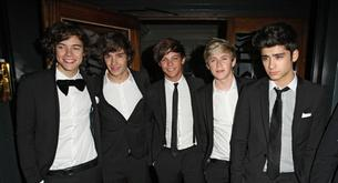 One Direction en los premios de la revista GQ
