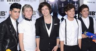 Los One Direction estuvieron en la premiere de 'Men In Black 3'