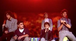 Vídeo: One Direction cantan en directo 'More Than This'