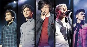 One Direction arrasan en ventas con su DVD 'Up All Night: The Live Tour'