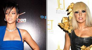 Rihanna marca distancias con Lady Gaga