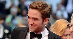 Robert Pattinson en la premiere de su película 'Cosmopolis'