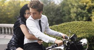 Robert Pattinson y Kristen Stewart muy enamorados