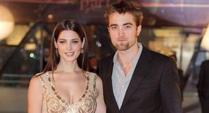 "Robert Pattinson y Ashley Greene promocionan ""Amanecer: parte 1"""