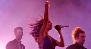 FOTOS: Selena Gómez lleva la misma ropa en todos los conciertos