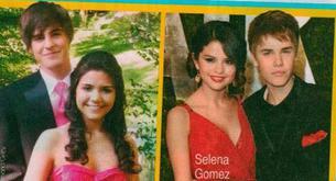 Los dobles de Justin Bieber y Selena Gómez