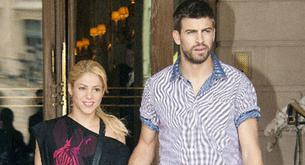 Shakira y Piqué amor en París