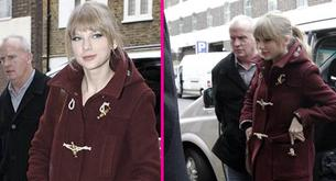 "Taylor Swift vista en Londres para trabajar en su papel de ""Les Miserables"""