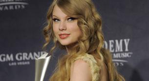 Taylor Swift nominada en tres categorías de los ACM Awards 2012