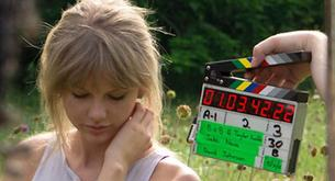 Fotos: Taylor Swift en el rodaje del videoclip para 'Both Of Us'