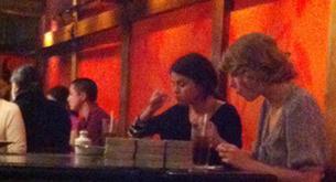 Selena Gómez y Taylor Swift juntas de cena glamour