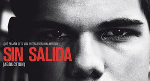 Taylor Lautner, protagonista de la película 'Sin Salida'