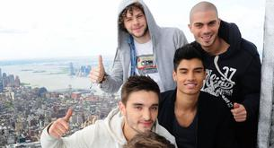 Los chicos de The Wanted arrasan en Nueva York