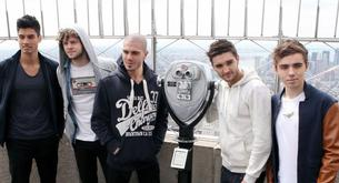 The Wanted presentan su videoclip de 'Chasing The Sun'
