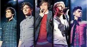 "Así es la portada del DVD ""One Direction Tour Live 'Up All Night'"""