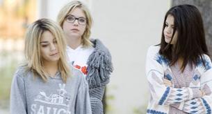 """Vanessa Hudgens se tiñe de rubia para la película """"Spring Breakers"""" con Selena Gómez"""